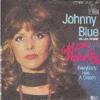 Cover Lena Valaitis - Johnny Blue [english]